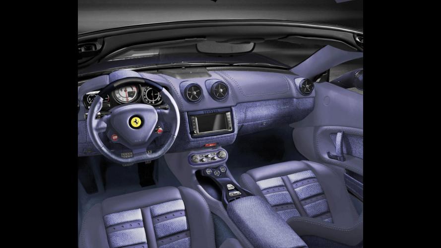 Ferrari Tailor-Made, il Cavallino su misura