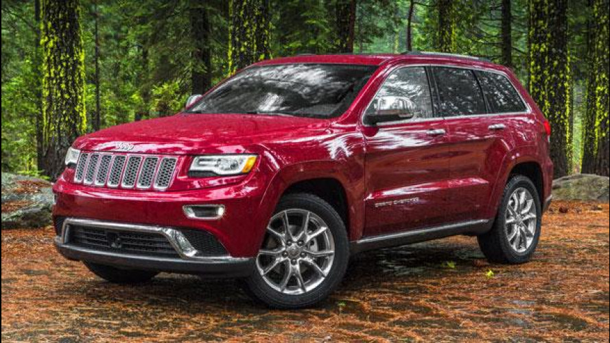 Common Rail Bosch per la nuova Jeep Grand Cherokee