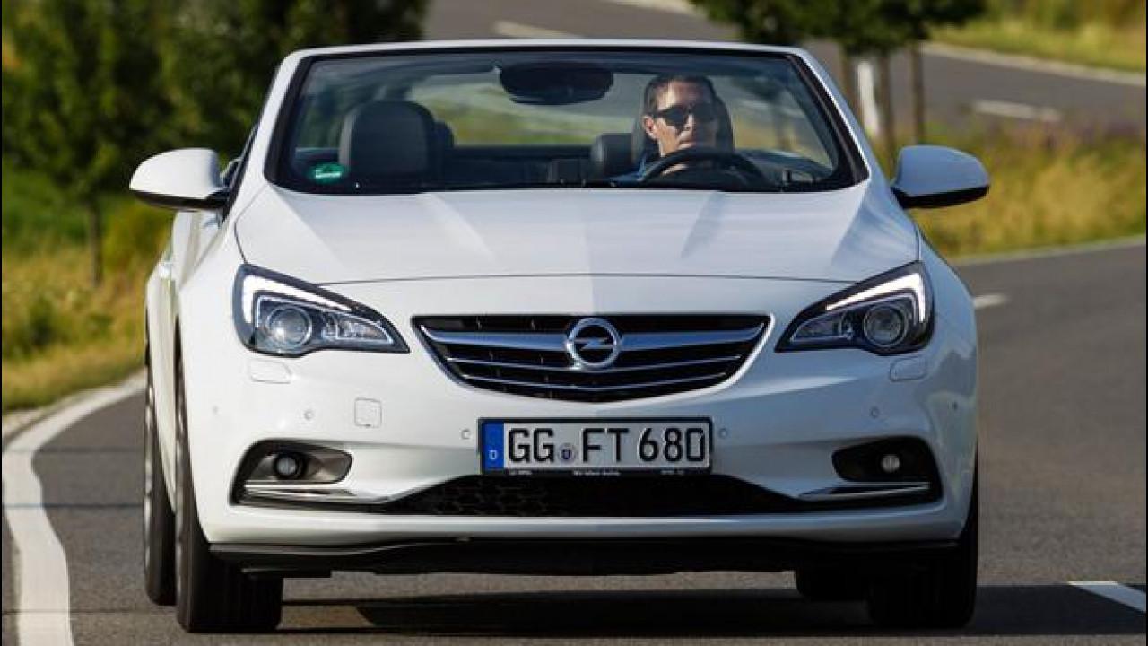 [Copertina] - Opel Cascada 1.6 SIDI Turbo 200 CV