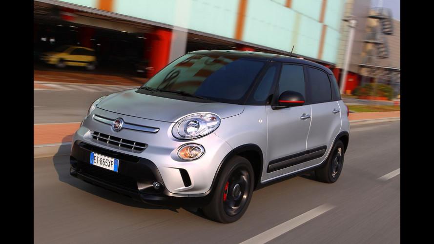 """Fiat 500L, versione """"Beats"""" alla prova: dà nell'occhio, piace all'orecchio"""