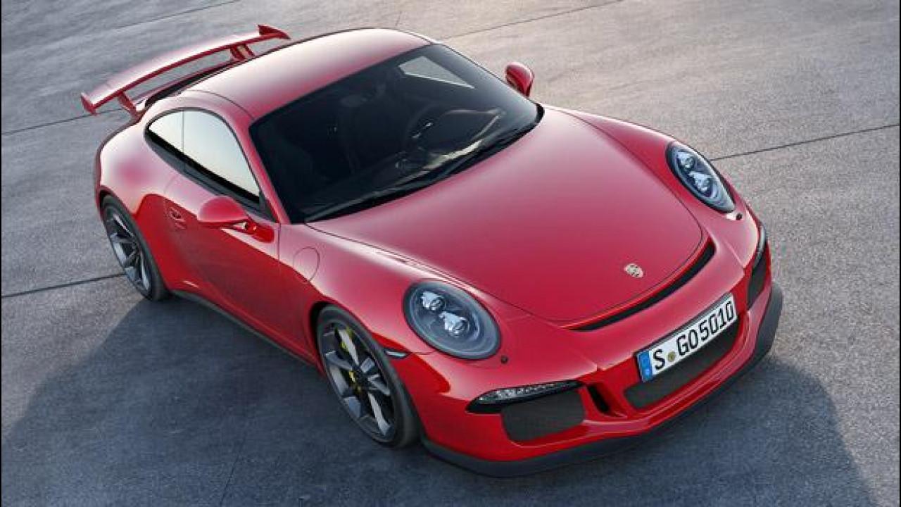[Copertina] - Nuova Porsche 911 GT3