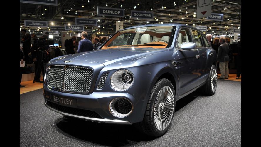 Bentley EXP 9 F: lo stile fa discutere