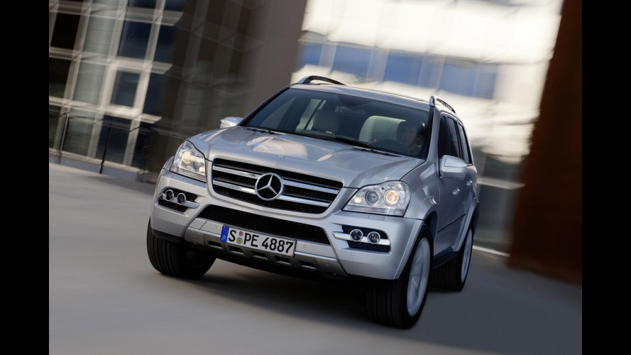 Mercedes Classe ML, GL, R BlueTEC