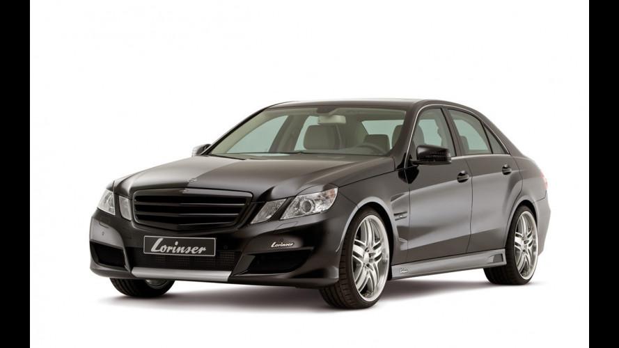 Mercedes Classe E by Lorinser