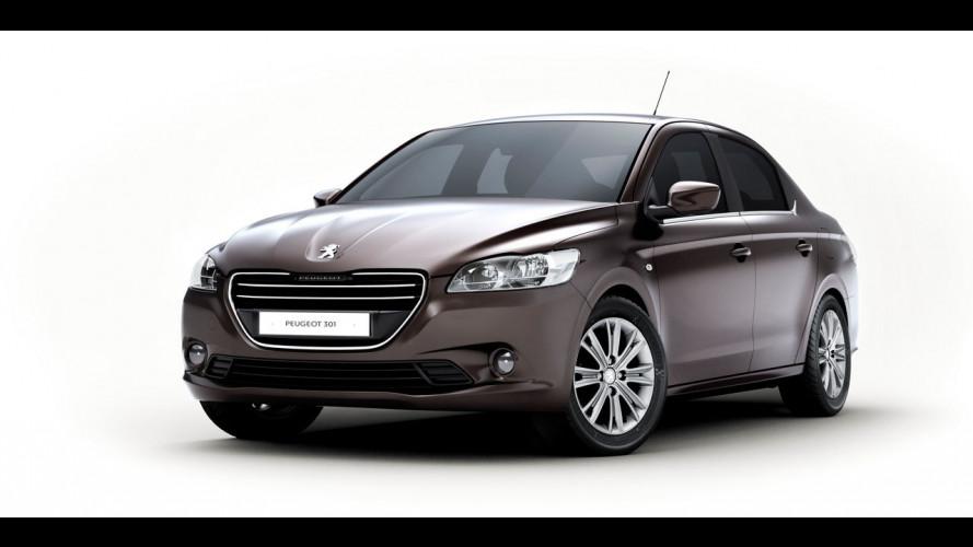 Peugeot 301, la prima con il nuovo nome del Leone