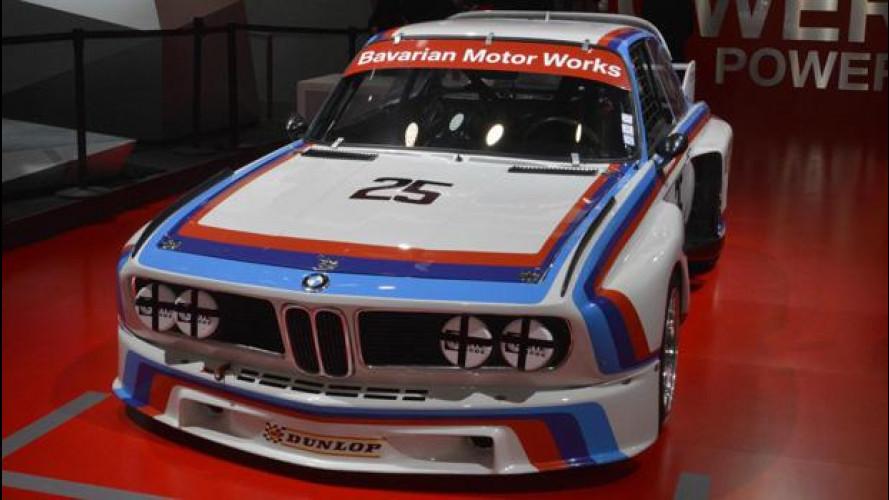 BMW 3.0 CSL, un pezzo di storia a Detroit