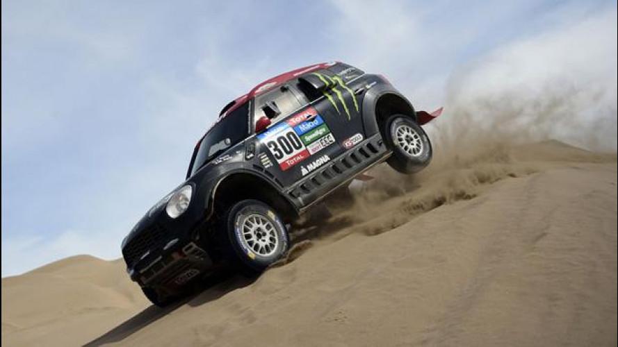 Dakar 2015, Nani Roma torna al successo