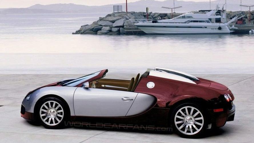 Bugatti Veyron Targa Scheduled for 2009