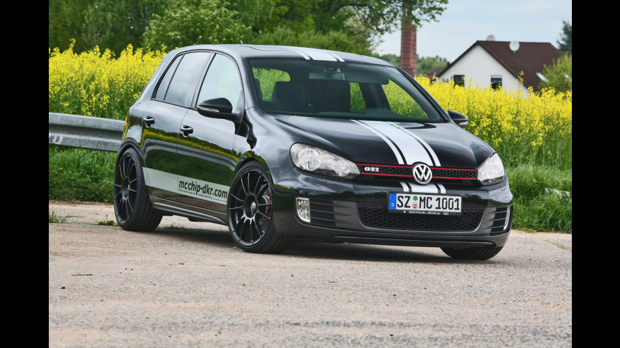 Volkswagen Golf GTI VI by McChip