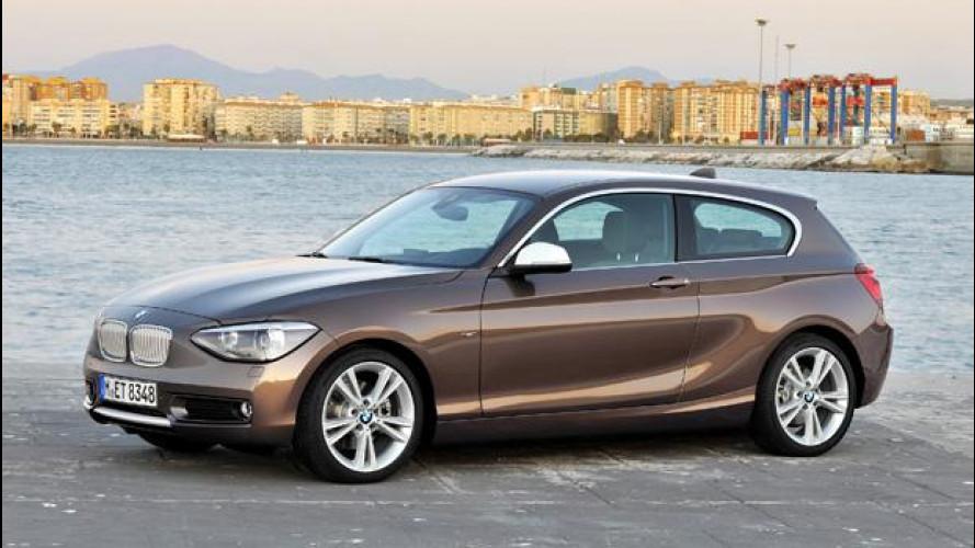 [Copertina] - Nuova BMW Serie 1 tre porte