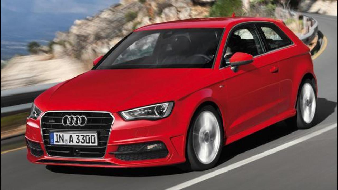 [Copertina] - Nuova Audi A3, vuole tornare la numero uno