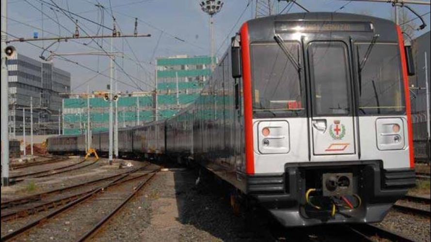 Sciopero treni in Lombardia domenica 19 maggio 2013