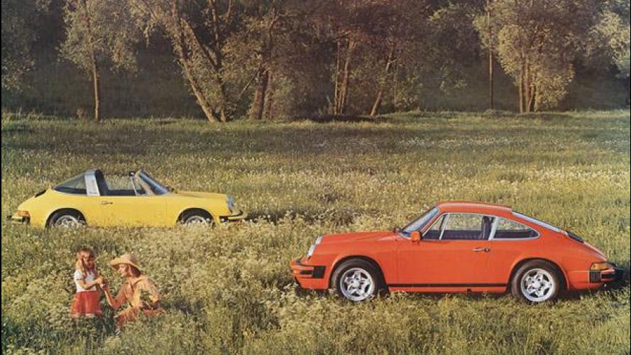 Porsche 911, 50 anni in controsterzo