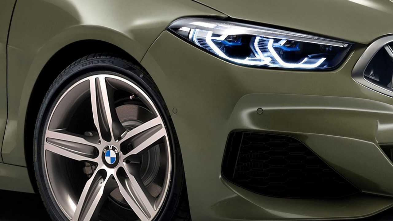 Render BMW Serie 2 Gran Coupé 2019
