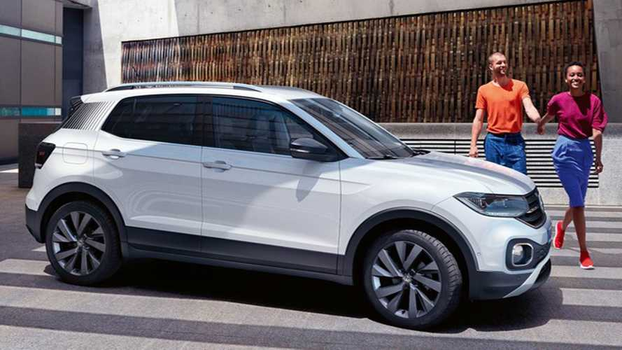 VW T-Cross First Edition limited to just 250 UK customers