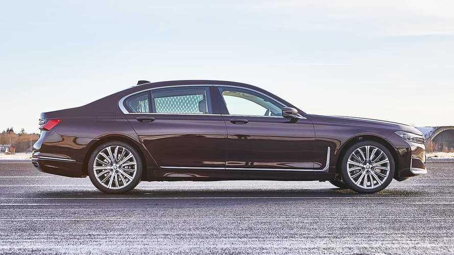 BMW отзовет в России седаны 5-й и 7-й серий