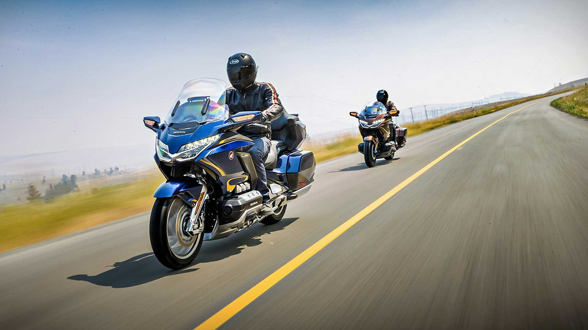 Gold Wing Owners, There's An Update Waiting For You