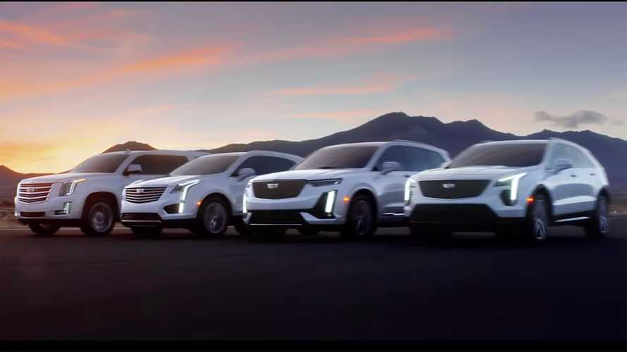 Cadillac's Oscars Ads Debut Brand's New Tagline