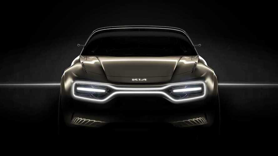 Kia concept électrique 2019