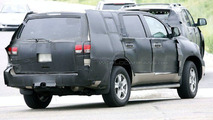 Toyota Sequoia SR5 Spy Photos