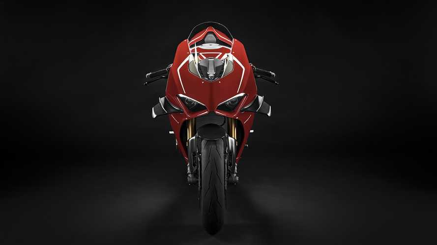 We Get A Peek At The New Ducati V4 Superleggera's Specs