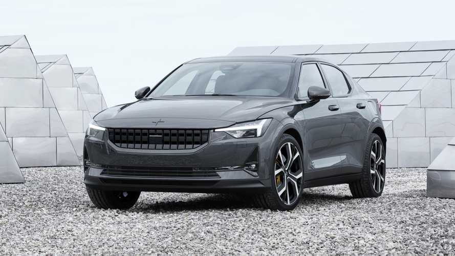 Tesla-rivalling Polestar 2 revealed with 310-mile electric range