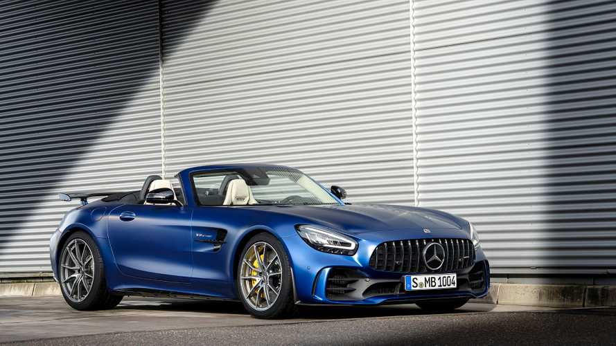 Mercedes-AMG's new GT R Roadster costs £178,675