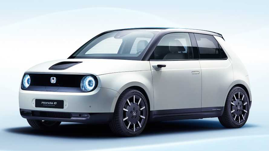 Honda, Avrupa'daki ürün gamını 2025'e kadar elektriklendirecek