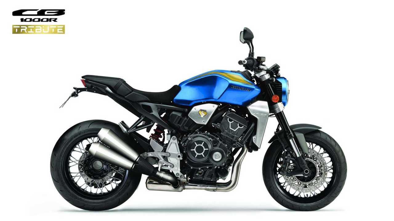 Honda CB1000R Tribute