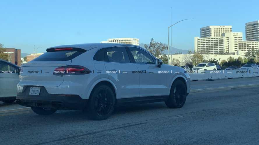 VIDÉO - Le Porsche Cayenne Coupé vu de très près par un lecteur