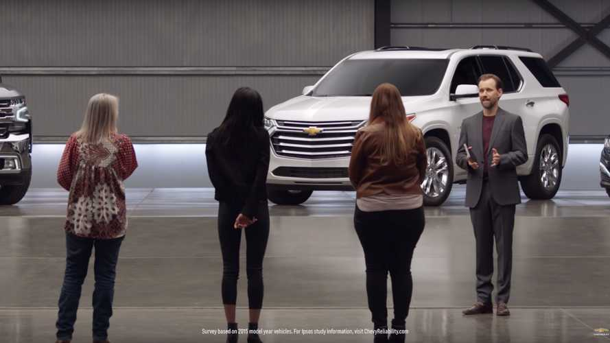 Chevrolet Pulls Latest 'Real People, Not Actors' Ad From TV [UPDATE]