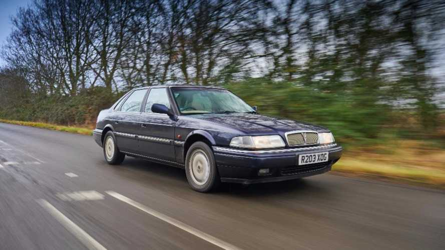 Why you (secretly) want a Rover 800 Sterling