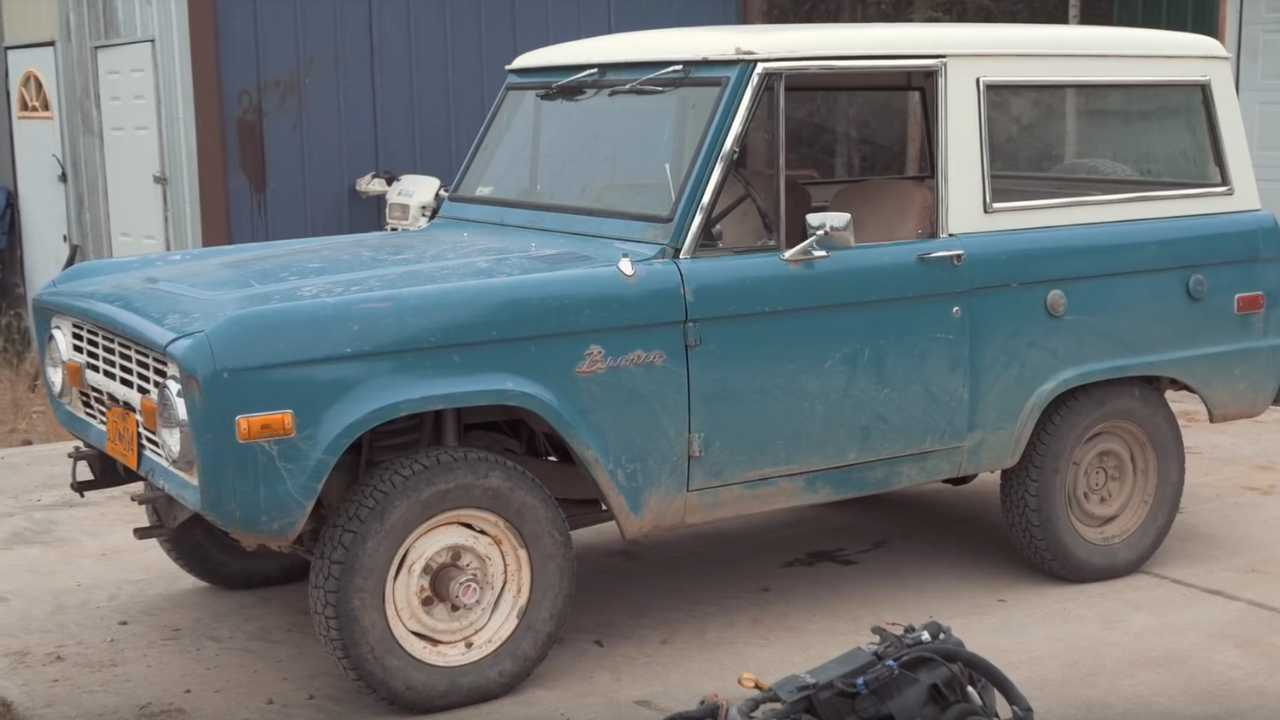 Watch: Ford Bronco Fleet Hidden in the Alaskan Outback