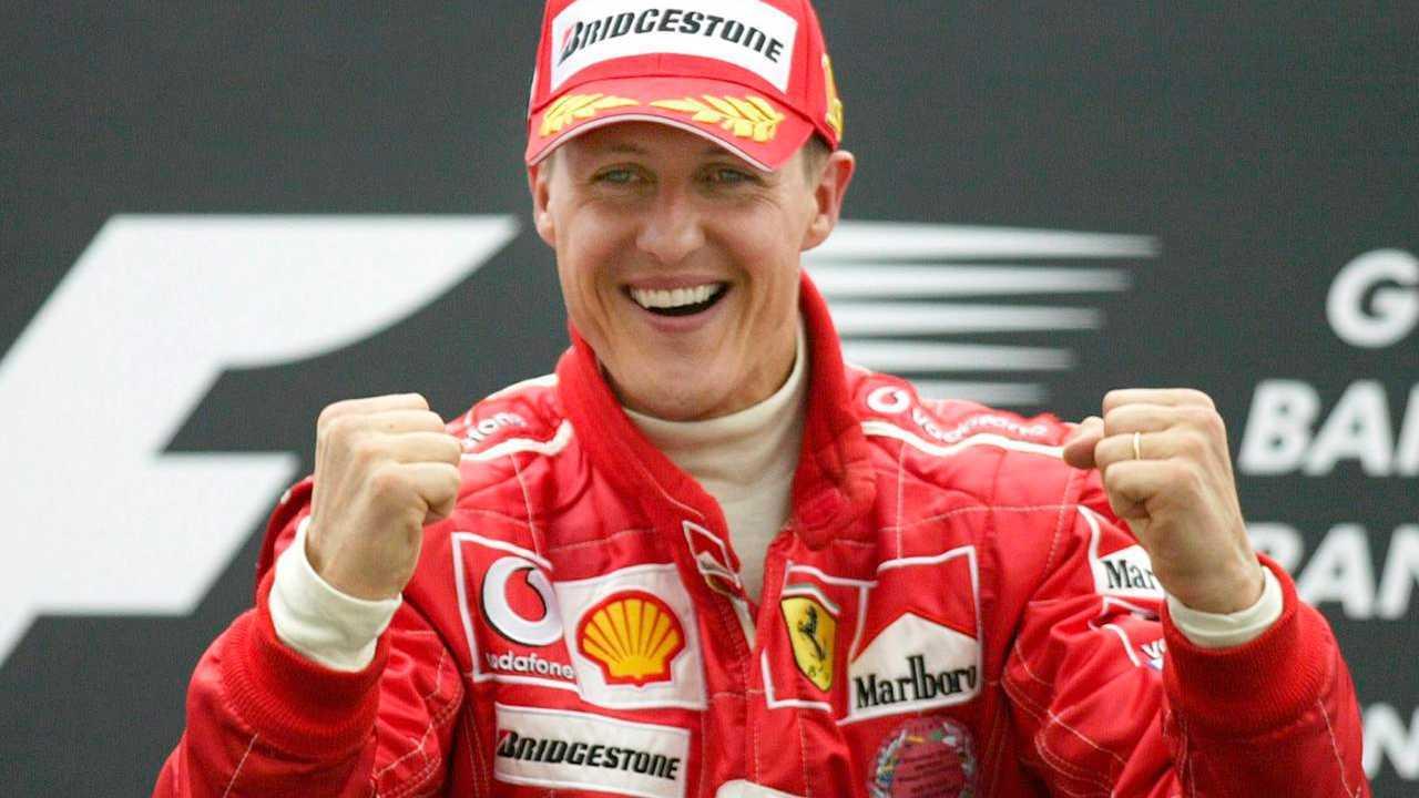 Schumacher 50 anni