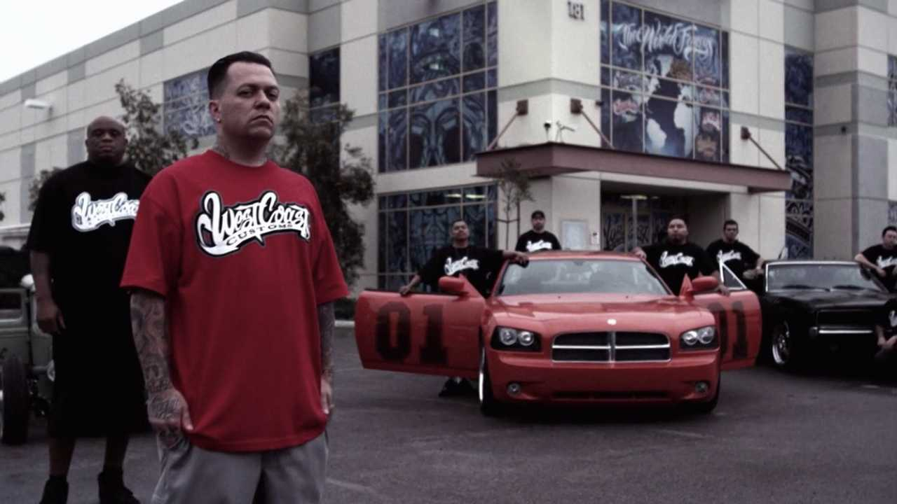 Série - West Coast Customs