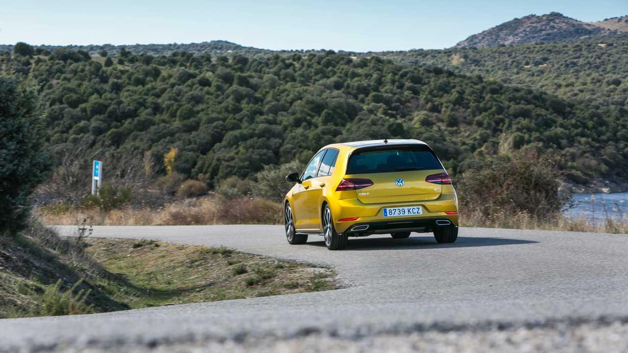 Prueba Volkswagen Golf TSI R-Line 2019