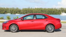 2018 Toyota Corolla XLE: Review
