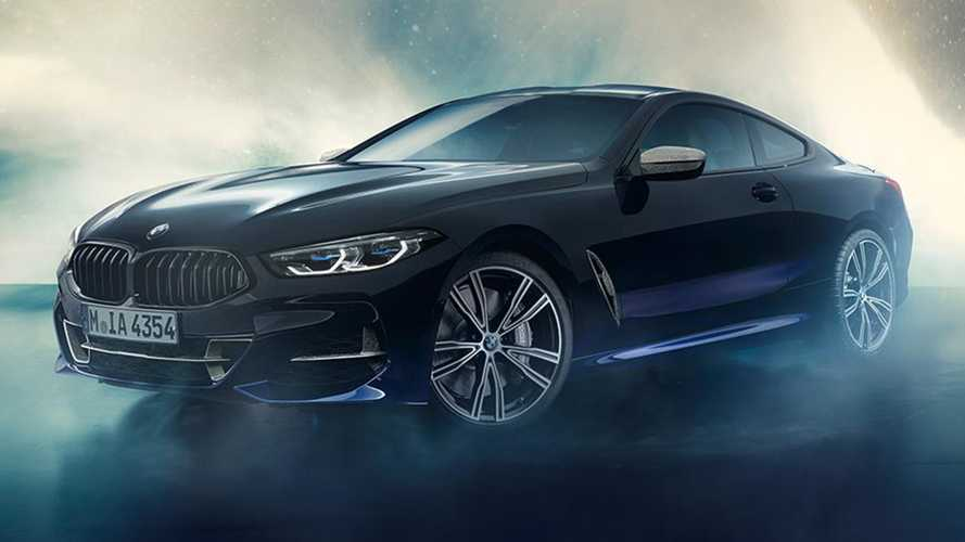 BMW Individual M850i Night Sky, un coupé celestial