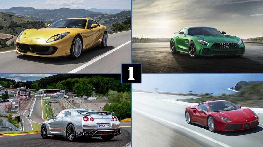 DIAPORAMA - Les dix supercars les plus vendues en France en 2018