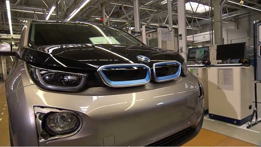 Video: BMW's Operating Profits Fall on Massive Investment in Electric Vehicles
