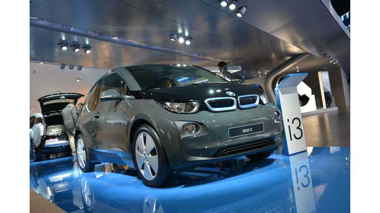 BMW i3 Production Process Videos - Carbon Fiber and CFRP