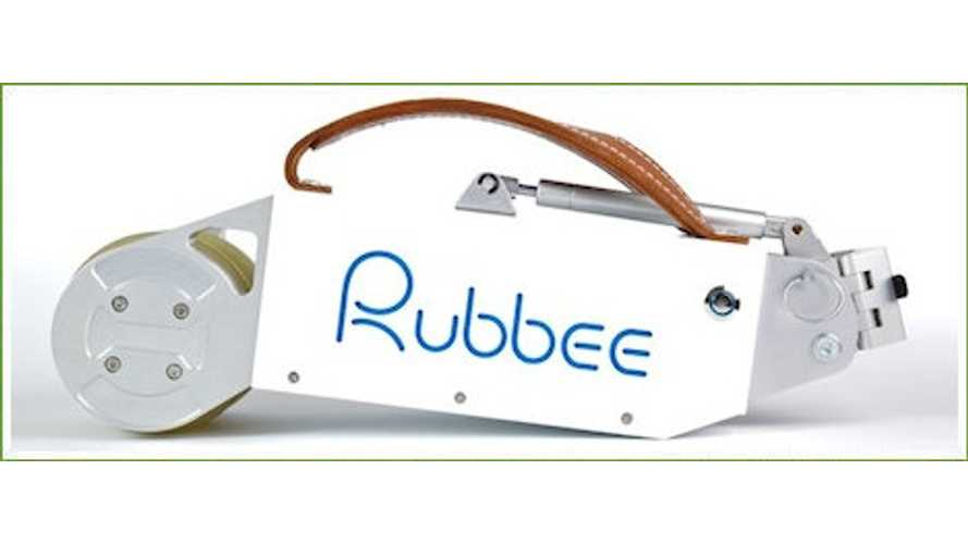 Rubbee Electrifies an Ordinary Bicycle in Less Than 1 Minute (w/video)