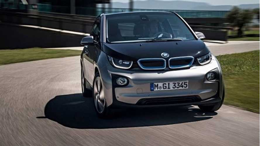 BMW i3 to be in