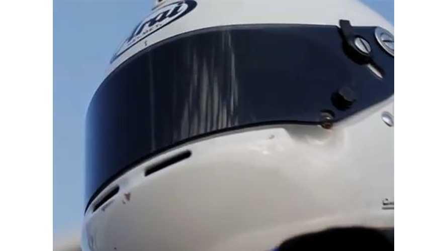 Video: Electric Vehicle World Record Set at Silverstone International Race Circuit