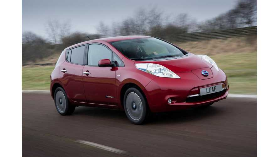 UK Still Lagging Behind in Plug-In Vehicle Purchases