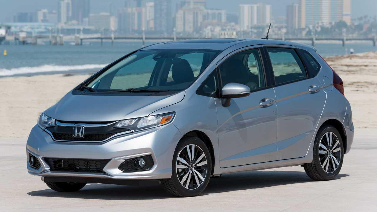 6. Honda Fit
