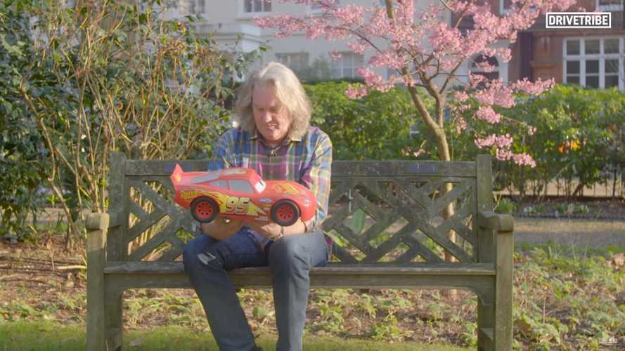What Kind Of Car Is Lightning McQueen? James May Has An Idea
