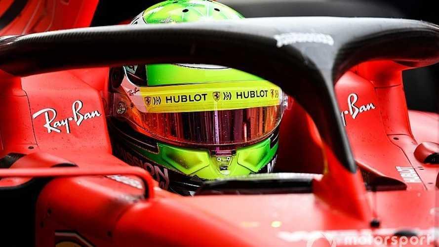Schumacher quiere llegar a la F1 siendo un