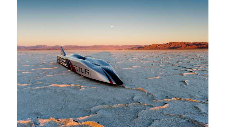 Electric Buckeye Bullet 3 to Boast 3,000 Horsepower; 400 MPH Top Speed