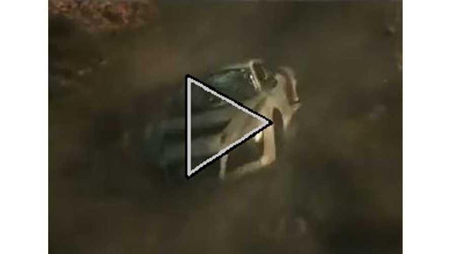 Video: Audi R8 e-tron Blown Up in Iron Man 3 Trailer